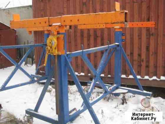 Тележка монтажная стола опалубки Челябинск
