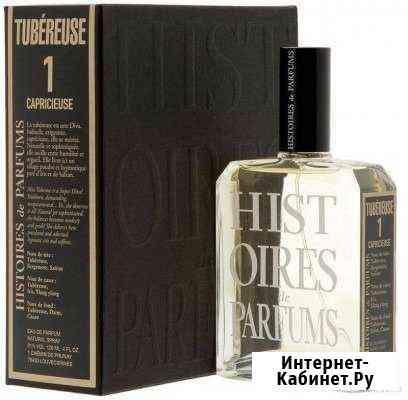 Tubereuse 1 La Capricieuse Histoires de Parfums Курск