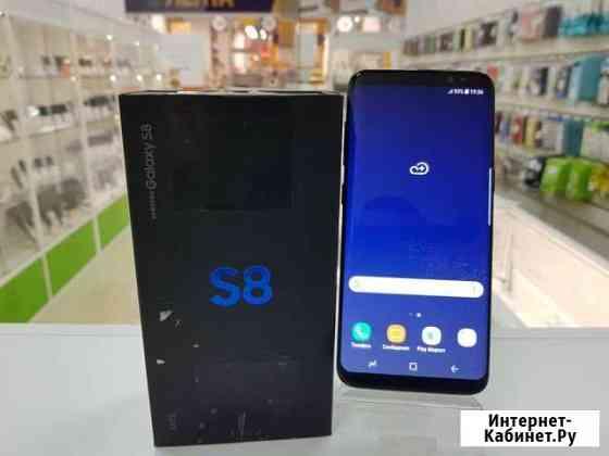 Samsung Galaxy S8 Черный брилиант Ижевск