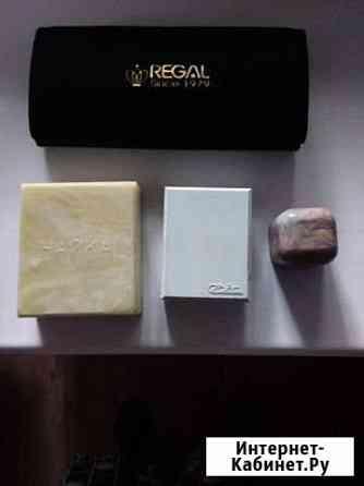 Футляр для ручек Регал,коробочки от часов Тула