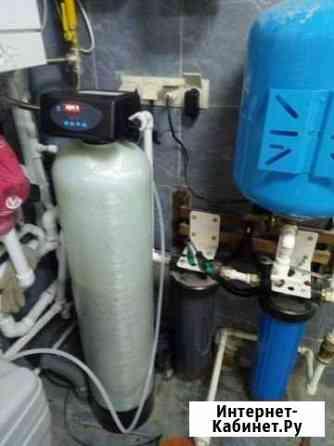 Фильтр для очистки воды от железа, жесткости Тюмень