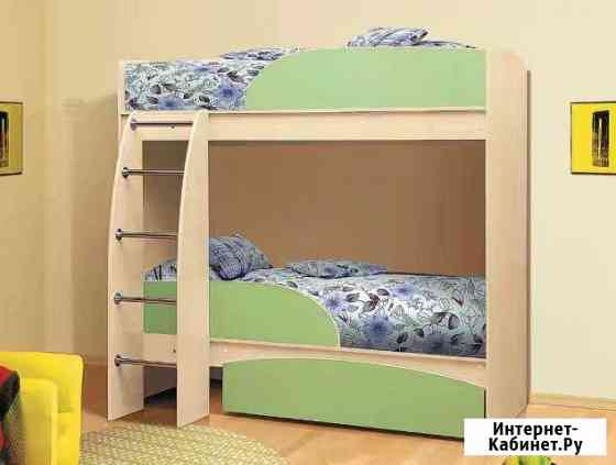 Кровать 2х ярусная Йошкар-Ола