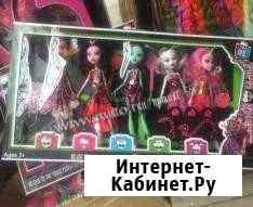 Куклы комплект 5 в 1 Орёл