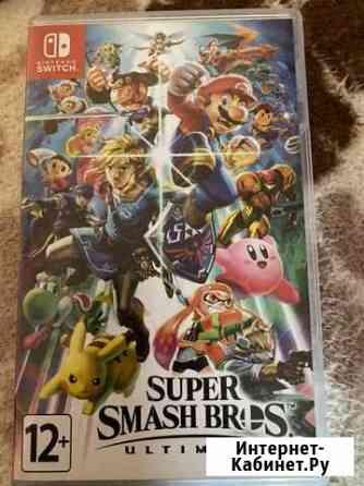Игры Nintendo Switch Десногорск