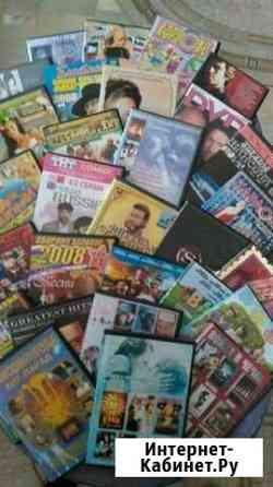 DVD диски Новосибирск
