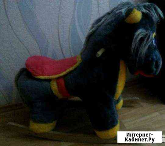 Лошадь - качалка Калуга