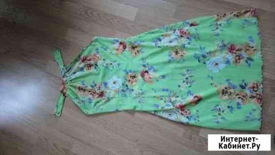 Платье летнее Ярославль