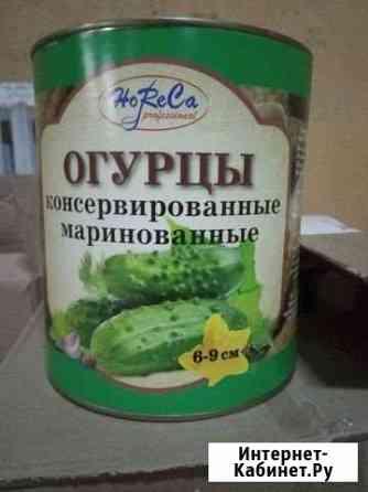 Огурцы Оренбург