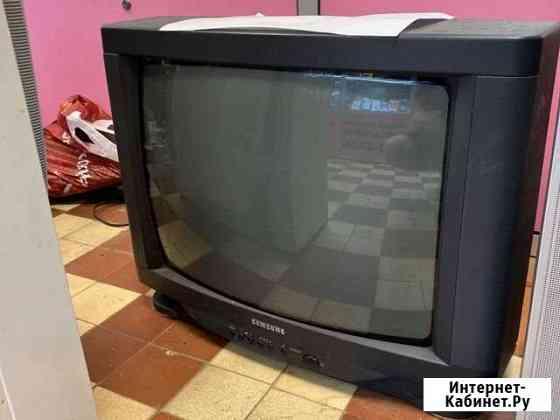 Телевизор Samsung, пульт Череповец