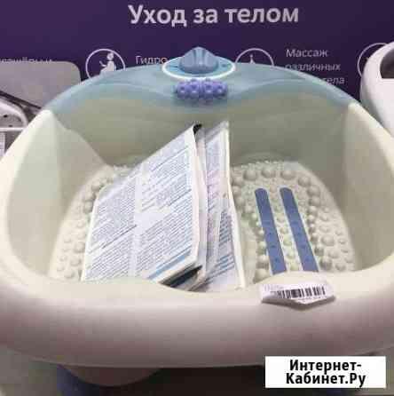 Новая массажная ванночка для ног Петрозаводск