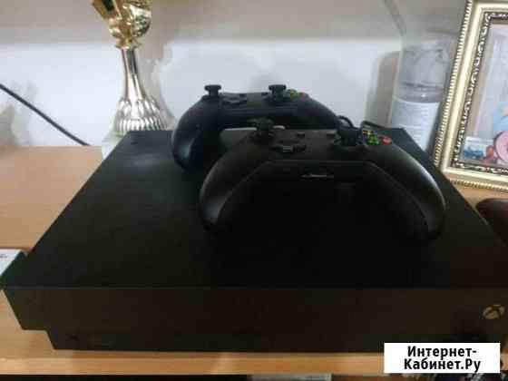 Xbox One X 1TB(black) Ижевск