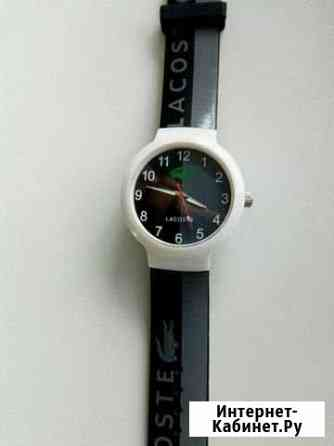 Новые кварцевые часы Lacoste Ярославль