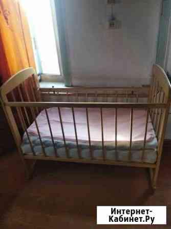 Детская кроватка Свободный