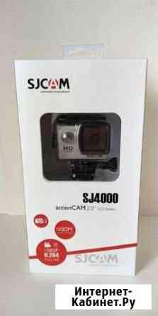 Экшн-камера Sjcam SJ4000 Боровичи