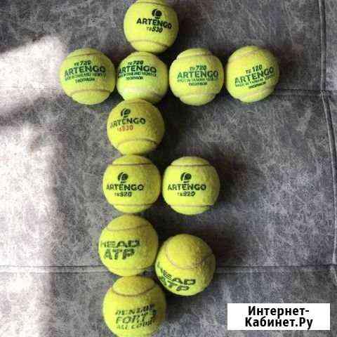 Теннисный мяч Кемерово