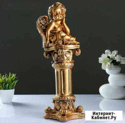 Статуэтка Ангел 14х14х53см Волжский