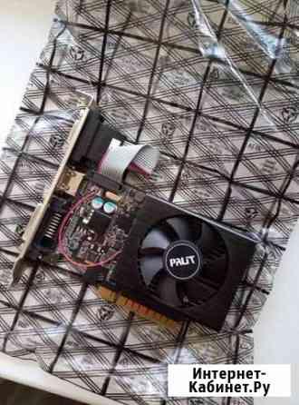 Видеокарта Palit GeForce GT 710 LP Брянск