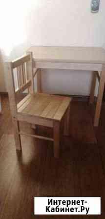 Стол и стульчик детский Ульяновск
