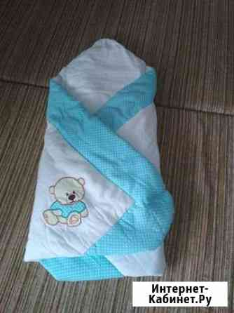 Конверт (одеяло) на выписку для новорожденного Чебоксары