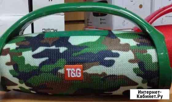 Колонка блютуз TG136 Владимир