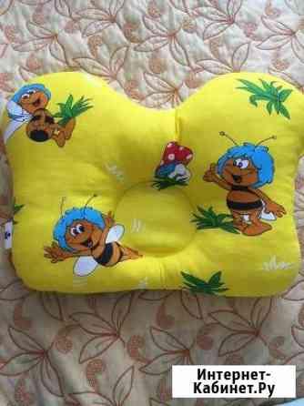 Ортопедическая подушка для новорожденного Кострома