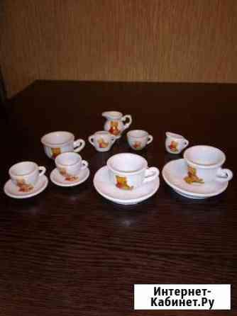 Сервиз кофейный кукольный Самара