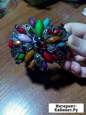 Оригинальной браслет с камнями Иваново
