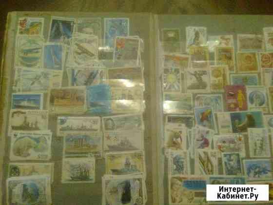 Почтовые марки Понежукай