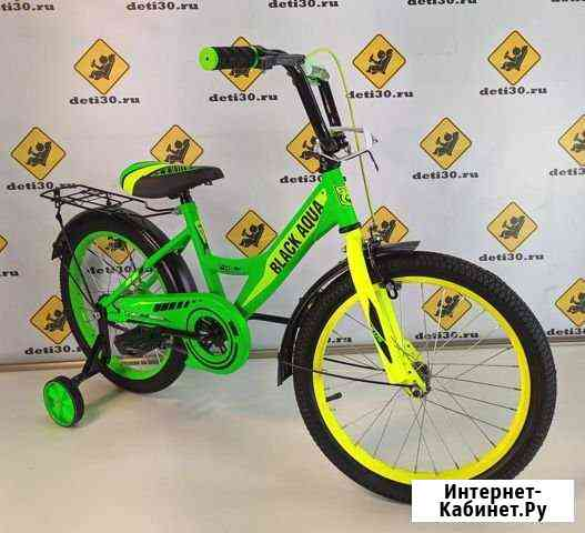 Велосипед 18 дюймов Астрахань