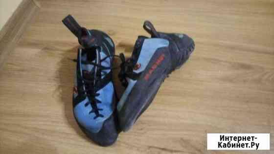 Скальные туфли Mammut Иркутск
