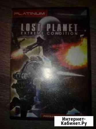 Игра Lost Planet Тюмень