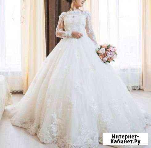 Свадебное платье Учкекен