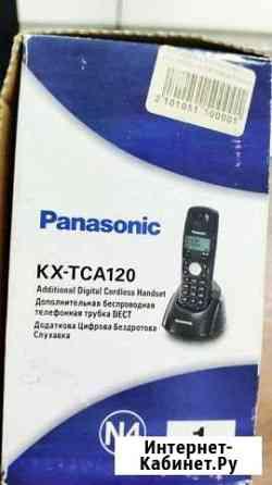 Радиотелефон Panasonic KX-TCA120ru Кемерово