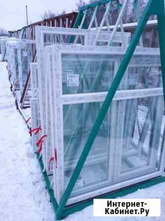 Окна от завода Кострома