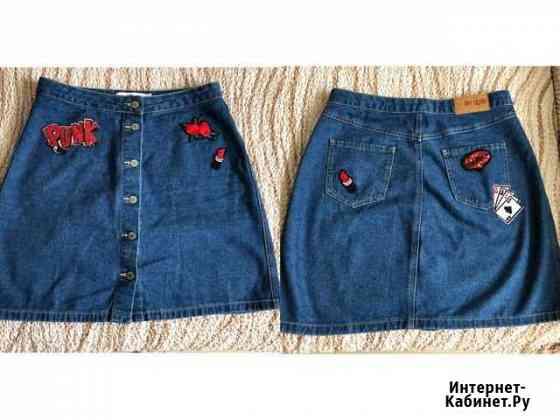 Юбка джинсовая Тверь