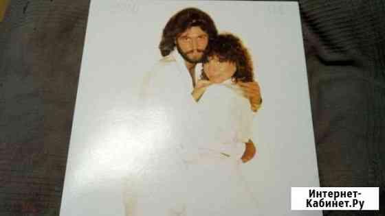 Barbra streisand Guilty 1980 japan LP Киров