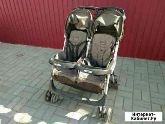 Продам прогулочную коляску для двойни Кирсанов