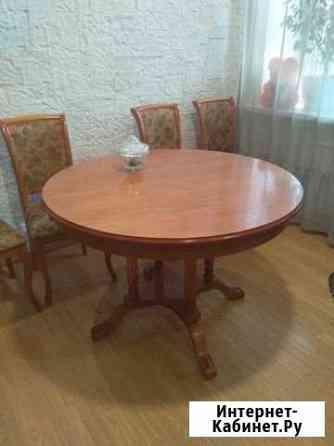 Стол и стулья Чита