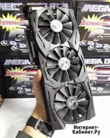Видеокарта asus nVidia GeForce GTX 1070, strix-GTX Ростов-на-Дону
