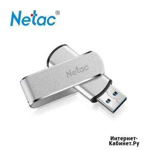 Скоростная флешка USB Netac U388 USB3.0 64Gb Омск