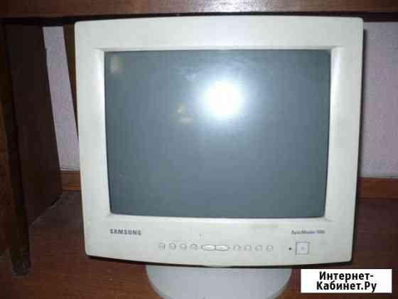 Монитор Самсунг Syncmaster 550s 15 Саратов