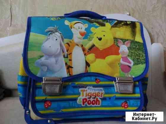 Ранец (рюкзак) весёлый, нач школа (как новый) Орёл