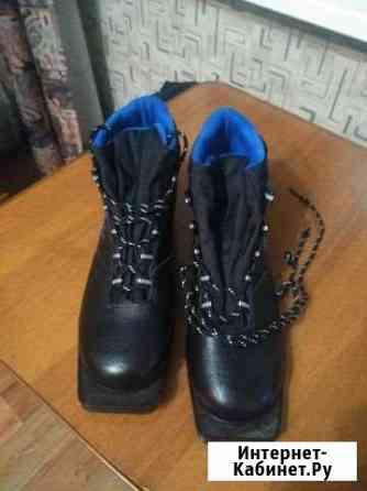 Ботинки лыжные Красноярск