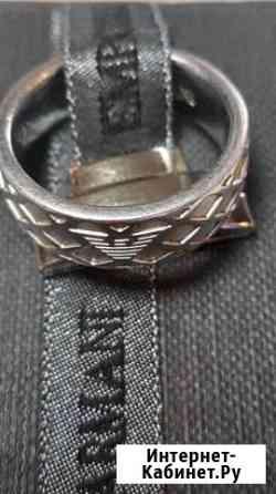 Кольцо серебряное, Giorgio Armani Гагарин