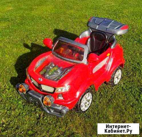 Электромобиль детский Кунгур