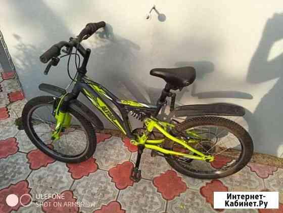 Велосипед, подростковый, горный, в хорошем постоян Одоев