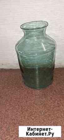 Бутыль 10л с широким горлом Кинешма