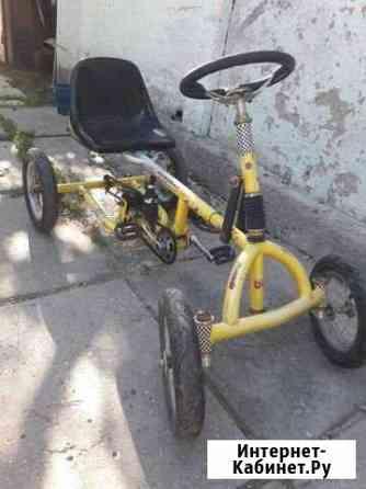 4 колёсный велосипед Феодосия