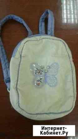 Рюкзачок для девочки Россошь