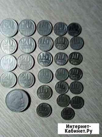 100 монет СССР и России, купюры Рязань